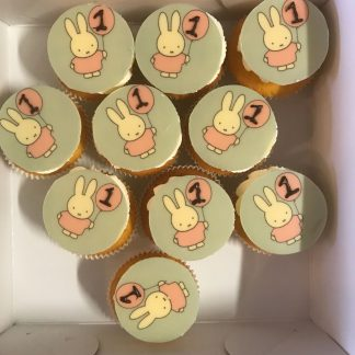 Cupcakes/mini gebakjes